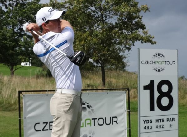 Oaza Czech Energo PGA Championship Strokeplay on Ypsilonka - Even After the Second Day Leads Stanislav Matuš